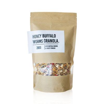 Honey Buffalo Knuspermüsli